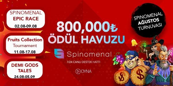 spinomenal turnuvası